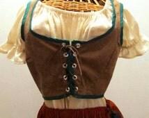 Renaissanc  Costume,Custom Order Costume,Made To Order ,Handmade Renaissance Dress, Renaissances Skirt, Ren Fair Dress