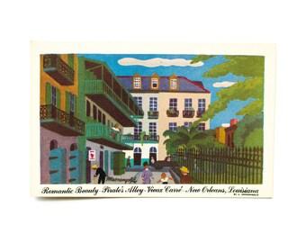 1950s New Orleans Postcard