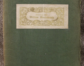 Selections From William Wordsworth