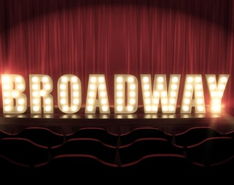 The gallery for --> Broadway Lights Sign