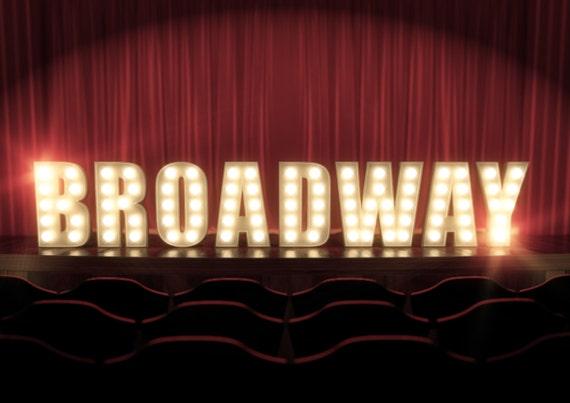 Broadway Stage Lights Stage lights - broadway
