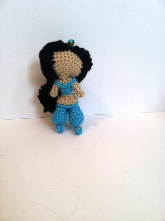 Amigurumi Join : Jasmine Amigurumi Doll by KWallityGoods on Etsy