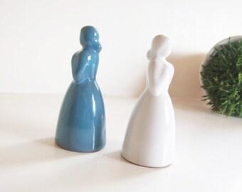KNABSTRUP Keramik Denmark figurines  // Vintage danish figurines mid century