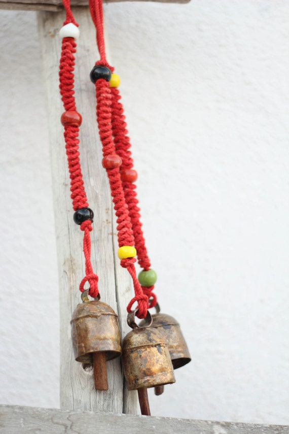 items similar to handmade indoor wind chime handmade