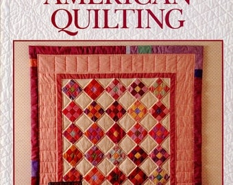Better Homes and Gardens: Creative American Quilting | Craft Book