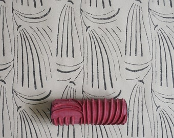 Patterned Paint Roller No.2  from Paint & Courage