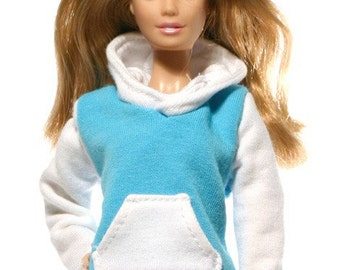 Handmade clothes for Barbie (sweater): Soira
