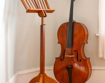 Music Stand (cherry) IN STOCK