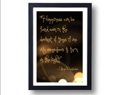 Harry Potter Poster Albus Dumbledore Happiness Turn on the Light, Harry Potter Poster, Harry Potter Art, Albus Dumbledore, Hogwarts