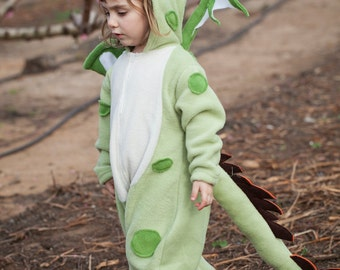 Dragon Costume/ Baby halloween Costume/ Toddler Costume/ Kids Costume