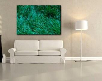 Instant Download Art, Green Canvas Art Print, Green Wall Art, Printable Wall Art, Wall Decor, Green Art, Green Abstract, Green Wall Decal
