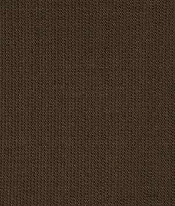 waterproof canvas solid brown indoor outdoor fabric 60 wide sold by the yard from. Black Bedroom Furniture Sets. Home Design Ideas