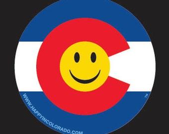 """4"""" Sticker-Happy in Colorado"""
