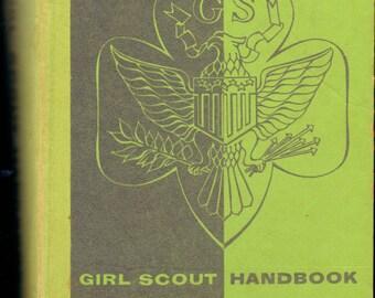 Girl Scout Handbook Intermediate Program Book 1953 Girl Scouts of America GSA Vintage Classic