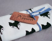 Foxy cotton towel