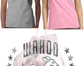 Dachshund Wahoo Warrior Boxing T-Shirt