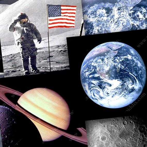 astronauts on saturn - photo #10