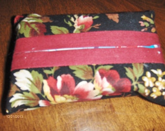 Tissue packet cover