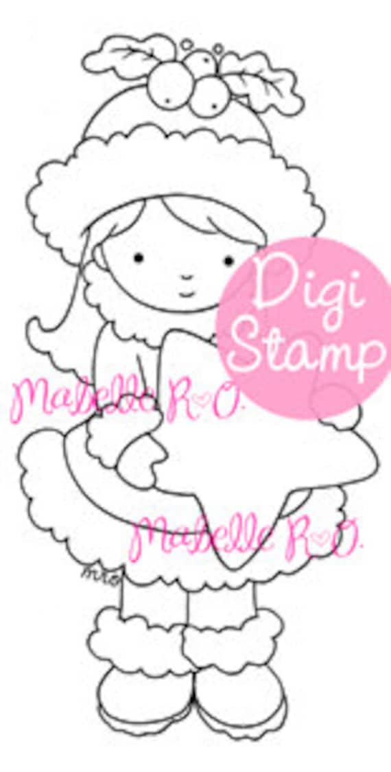 Instant Download Digi Stamp: Shine!
