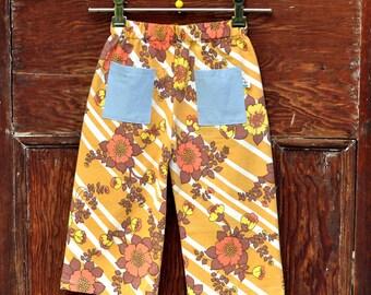 little retro pants - size 2