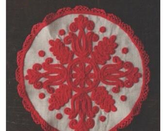 Transylvania Embroidery -  Japanese Craft Book