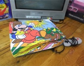 Mario WRETRO WRAPPER console dust cover