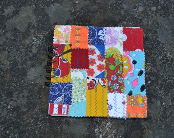 Patchwork 6 by 6 Scrapbook Journal