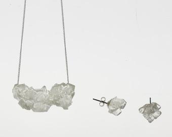 Sugar Earrings- Sterling Silver