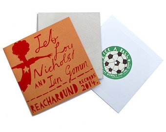 Kick A Ball 7 Inch Vinyl Record