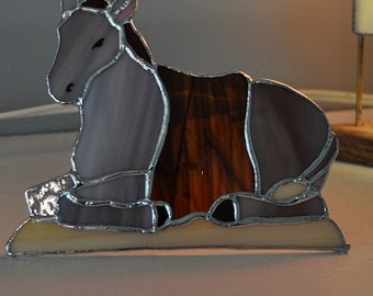 Donkey of the nativity