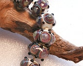 Lampwork Art Beads by Jeanniesbeads 75