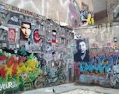 Barcelona Street Art Yard Digital Photo Part 3 5 Dollar Donation