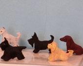 Miniature handmade Dog
