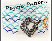 Japanese Ocean Pattern Bracelet - For Personal Use Only PDF Tutorial