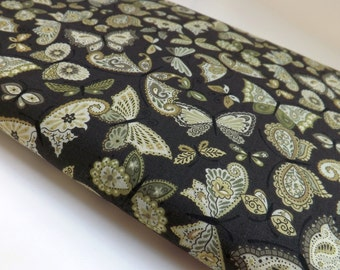 Flutter By Two Friends Butterflies Green Benartex Quilting and Sewing Fabrics