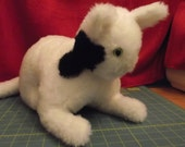 Cat, Siamese, Himalayan, Russian Blue, Torti, Calico, Tiger, Leopard, White, Black Cat Stuffed Animal Pattern to SEW