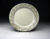 """Stoneware Dinner Plate-"""" Made to Oder"""""""