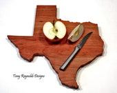 Personalized Gifts Cutting Board Engraved Texas State Shaped Cutting Board Valentines Gift Kitchen Gift Foodie Gift Cutting Board Customized