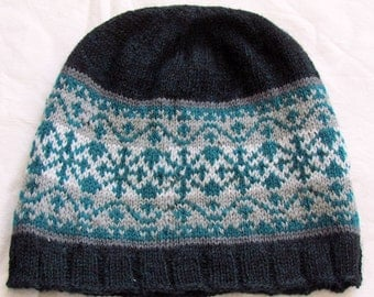 Bluemont Hat Pattern
