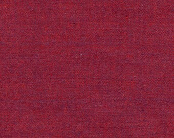 Peppered Cottons by Studio E in Garnet - 1-1/8 Yards -LaSt PiEcE-