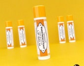 MOVING SALE Warm French Toast Lip Balm Handmade Nearly All Natural by Lemon Lollipop