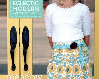 Meadow Spirit Skirt Sewing Pattern