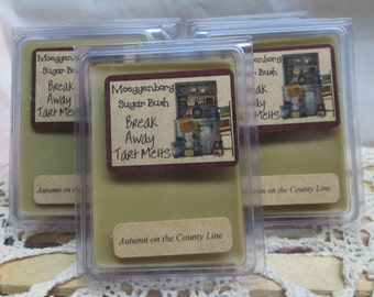 Autumn on the County Line Clamshell Wax Tart Melts