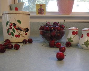 Cherry Kitchen Set