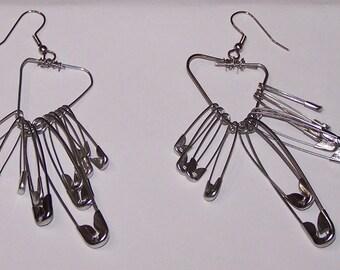 Glam Wire Earrings