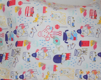 Dogs Pillowcase