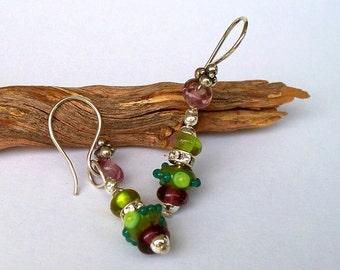 Delicate 'Tiny Gems' Earrings