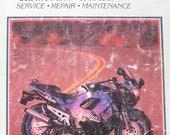 Clymer Suzuki Katana 600 GSX R750 Motorcycle Service Repair Manual