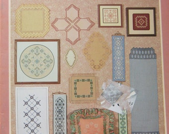 Hardanger Keepsakes 2 Embroidery Pattern Book