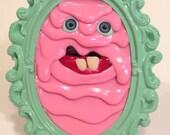 MeltMonsterPortraits ...medium sized... With teeth